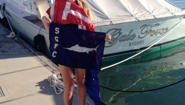Cassie First Marlin