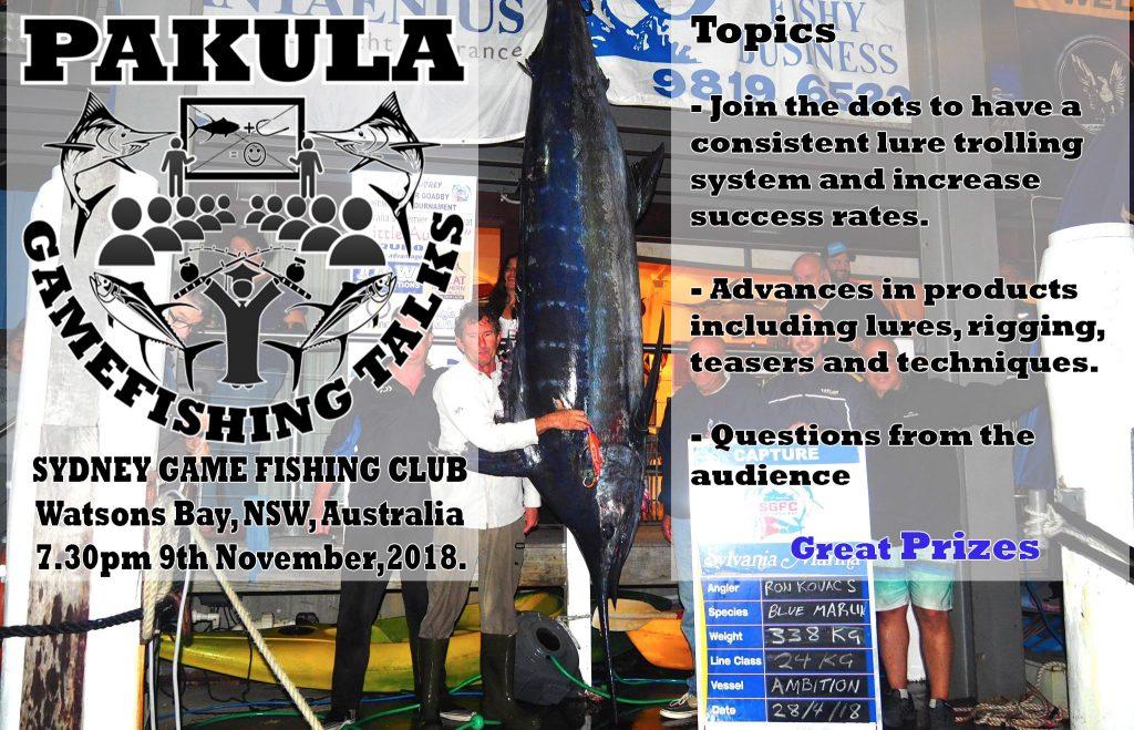 Peter Pakula on 9th. November'18